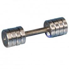 Гантель металлическая разборная АТЛАНТ 4,5 кг