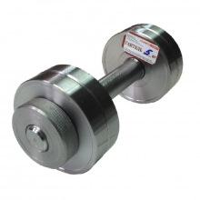 Гантель металлическая разборная АТЛАНТ 5 кг