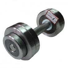 Гантель металлическая разборная АТЛАНТ 6 кг