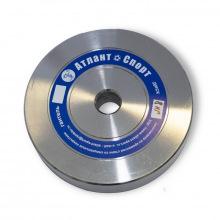 Диск металлический АТЛАНТ вес 8 кг диаметр 26мм