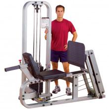 Жим ногами PRO CLUB LINE с весовым стеком 95 кг