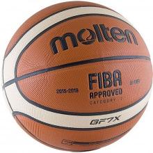Мяч баскетбольный №7 MOLTEN BGF7X матч.