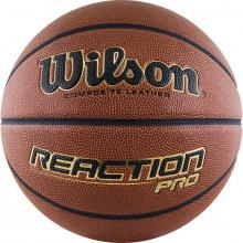 Мяч баскетбольный №7 WILSON Reaction PRO трен.