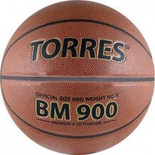 Мяч баскетбольный №5 TORRES BM900 матч.