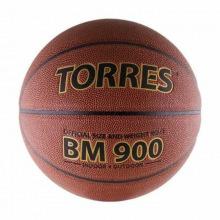 Мяч баскетбольный №6 TORRES BM900 матч.