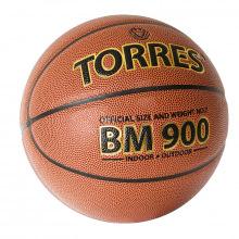 Мяч баскетбольный матчевый TORRES BM900 р.7