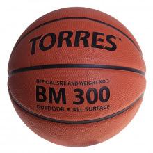 Мяч баскетбольный №3 TORRES BM300 трен.