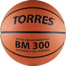 Мяч баскетбольный тренировочный TORRES BM300 р.7