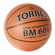 Мяч баскетбольный №5 TORRES BM600 трен.