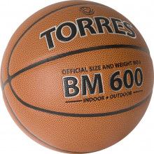 Мяч баскетбольный №6 TORRES BM600 трен.