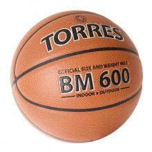 Мяч баскетбольный тренировочный TORRES BM600 р.7