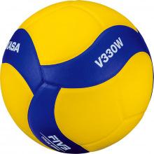Мяч волейбольный №5 MIKASA MVA330 трен.
