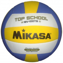 Мяч волейбольный №5 MIKASA ISV100TS люб.