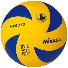 Мяч волейбольный №5 MIKASA MVA310 матч.
