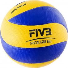 Мяч волейбольный №5 MIKASA MVA200 проф