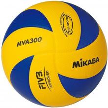 Мяч волейбольный №5 MIKASA MVA300 проф.
