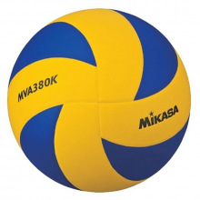 Мяч волейбольный тренировочный MIKASA MVA380K р.5