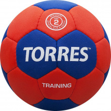 Мяч гандбольный матч. TORRES Training р.2