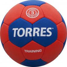 Мяч гандбольный матч. TORRES Training р.3