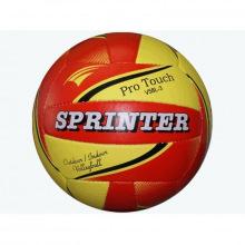 Мяч для волейбола SPRINTER 5 слоев. (Желтый + Красный). Вес 270 гр.