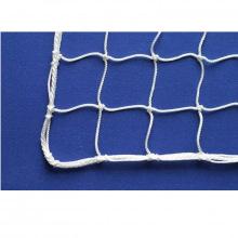 Сетка заградительная, ячейка 100*100, толщина нити 2,6 мм, узловая, белая