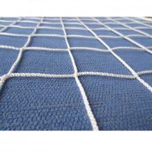 Сетка заградительная, ячейка 100*100, толщина нити 4,5 мм, безузловая, белая