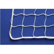 Сетка заградительная, ячейка 40*40, толщина нити 2,0 мм, узловая, белая