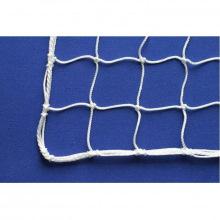 Сетка заградительная, ячейка 40*40, толщина нити 4,5 мм, узловая, белая