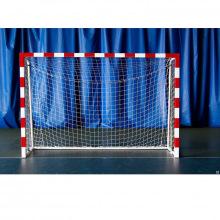 Сетка для мини-футбольных/гандбольных ворот (2,00м*3,00м*1,0м*1,0м) д.5,0мм безузловая
