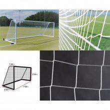 Сетка футбольная EL LEON DE ORO квадратная ячейка 10х10см