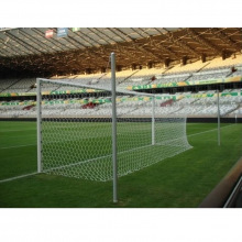 Сетка футбольная EL LEON DE ORO шестиугольная ячейка 12х12см
