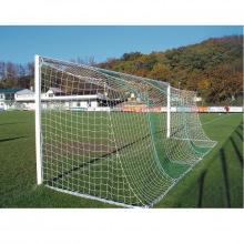 Сетка футбольная, толщина нити 2,6 мм, (7,5 м * 2,5 м * 1,5м * 1,5м)