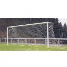Сетка футбольная, толщина нити 3,5 мм, (7,5 м * 2,5 м * 1,5м * 1,5м)