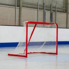 Сетка хоккейная (1,22м*1,83м*0,5м*1,15м), толщина нити 1,8 мм