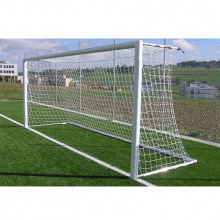 Сетка юношеского футбола 5х2м толщина нити 5,0 мм безузловая
