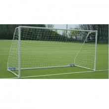 Сетка юношеского футбола 5х2м толщина нити 2,2 мм