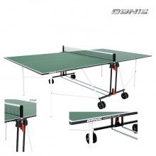 Теннисный стол DONIC INDOOR ROLLER SUN GREEN 16мм для помещений