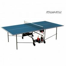 Теннисный стол DONIC INDOOR ROLLER 400 BLUE для помещений