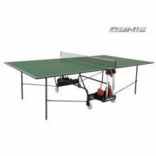 Теннисный стол DONIC INDOOR ROLLER 400 GREEN для помещений