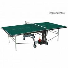Теннисный стол DONIC INDOOR ROLLER 800 GREEN для помещений