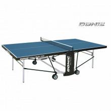 Теннисный стол DONIC INDOOR ROLLER 900 BLUE для помещений