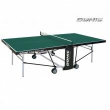 Теннисный стол DONIC INDOOR ROLLER 900 GREEN для помещений