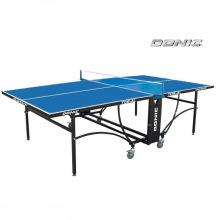 Теннисный стол DONIC Tornado-AL-Outdoor, 4 мм, синий всепогодный
