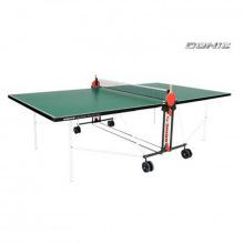 Теннисный стол DONIC OUTDOOR ROLLER FUN GREEN с сеткой 4мм всепогодный