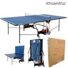 Теннисный стол DONIC OUTDOOR ROLLER 400 BLUE всепогодный