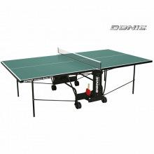 Теннисный стол DONIC OUTDOOR ROLLER 600 зеленый всепогодный