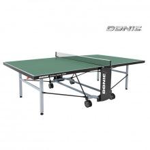 Теннисный стол DONIC OUTDOOR ROLLER 1000 GREEN всепогодный