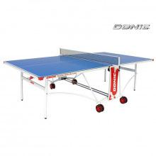 Теннисный стол DONIC OUTDOOR ROLLER DE LUXE синий всепогодный