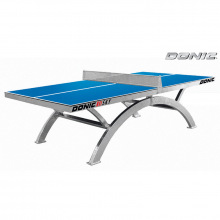 Теннисный стол DONIC OUTDOOR SKY синий всепогодный