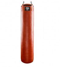 Боксерский мешок 55 кг TOTALBOX loft TBLF 35×120 нат.кожа